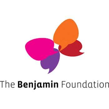 The benjamin foundation logo