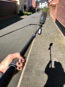 Maria veronese microphone